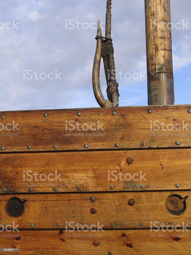 Viking Dreams royalty-free stock photo