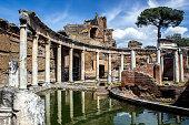Villa Adriana Tivoli (Rome)