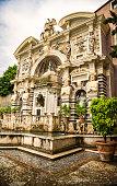 Villa d'Este Musical Theme Statues