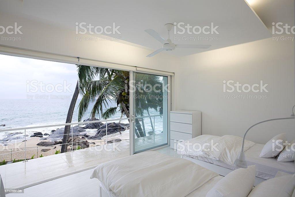 villa sri lanka hotel room royalty-free stock photo