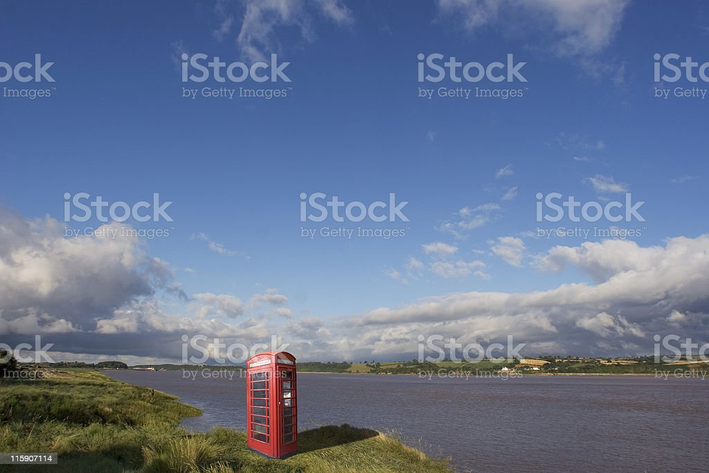 Village Communications royalty-free stock photo