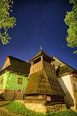 UNESCO villasge Vlkolinec, Slovakia