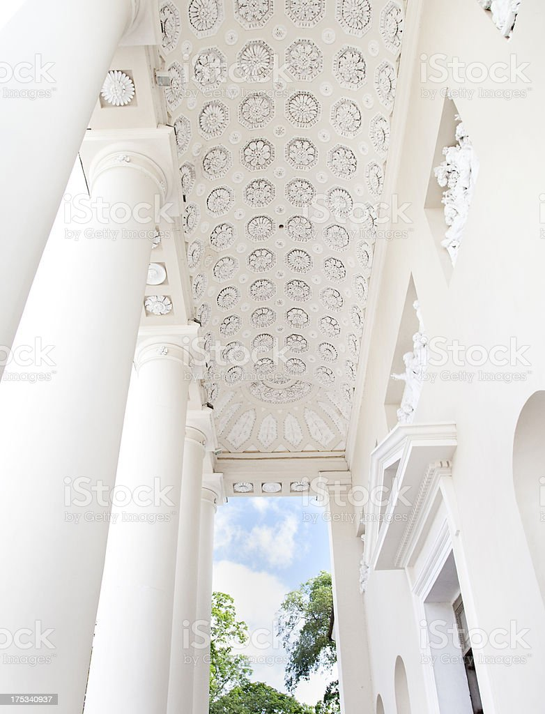 Vilnius Cathedral royalty-free stock photo