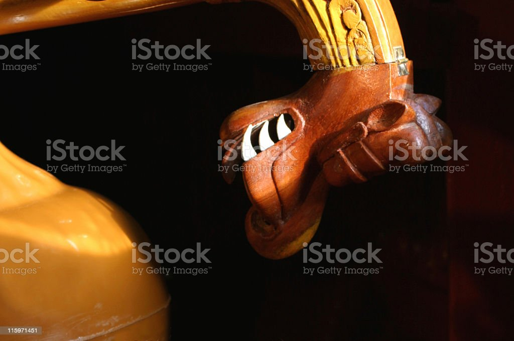 Vina - asian musical instrument royalty-free stock photo