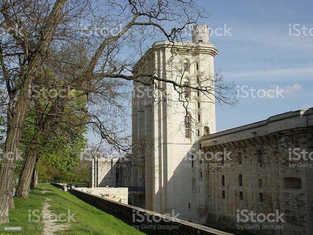 Vincennes stock photo