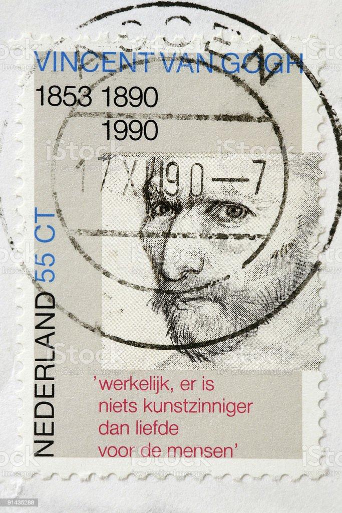 Vincent van Gogh  (XL) stock photo