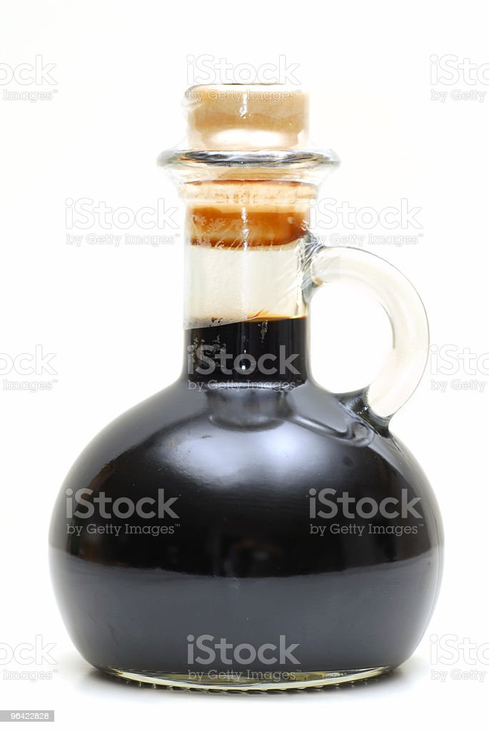 Vinegar royalty-free stock photo