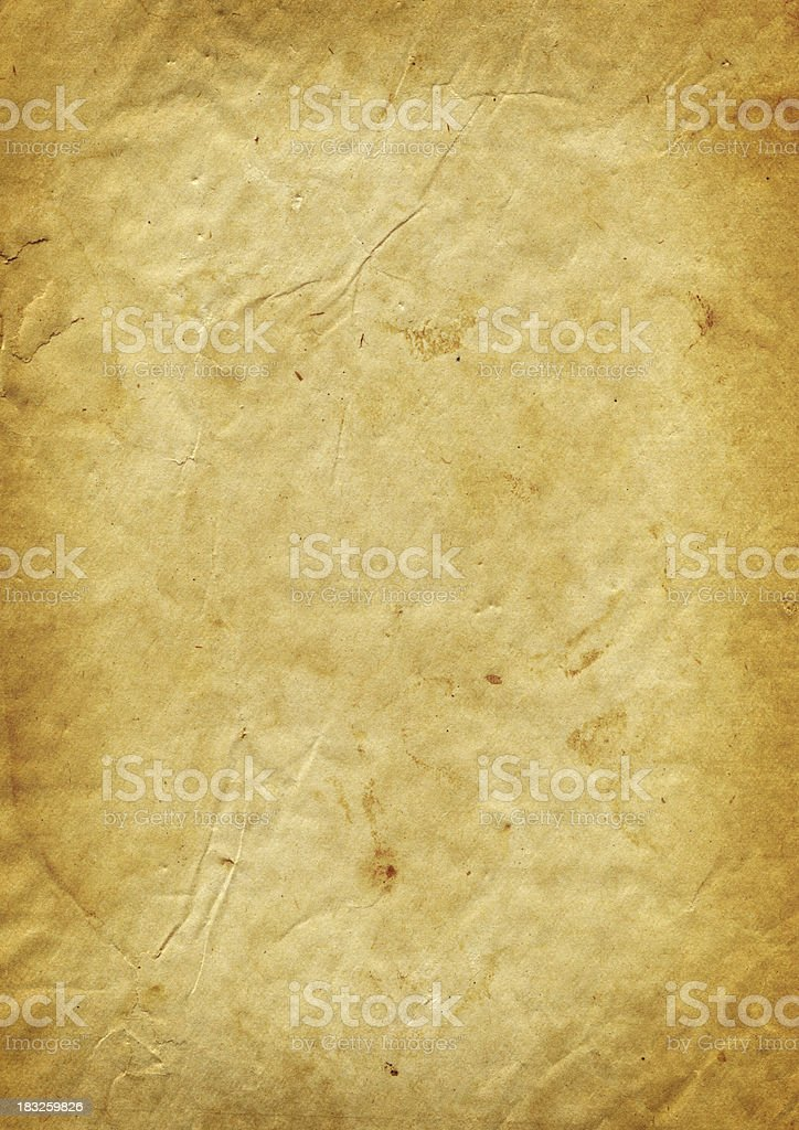 Vingetting Paper Background stock photo