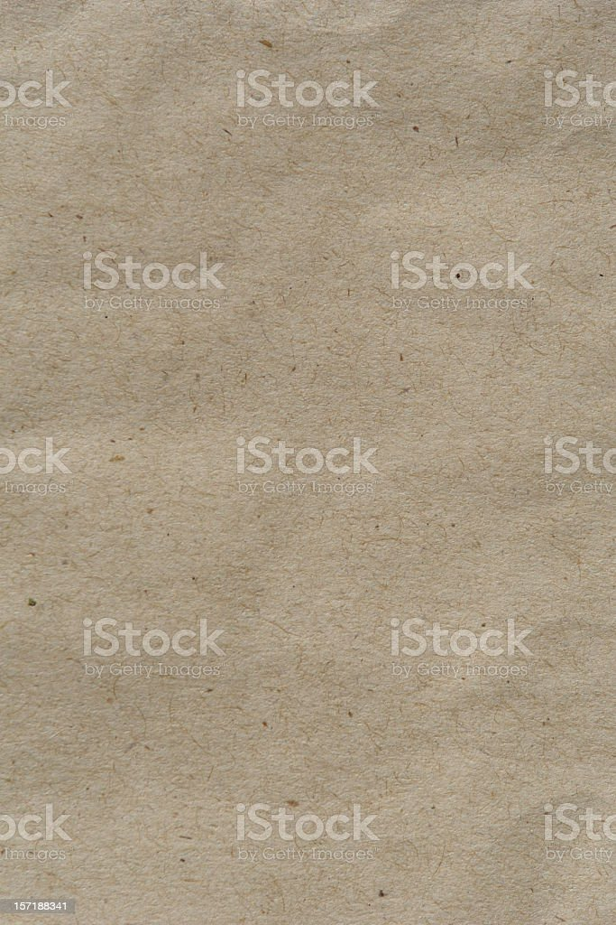 Vintage Aged Old Paper royalty-free stock photo