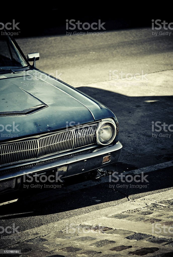 vintage american royalty-free stock photo
