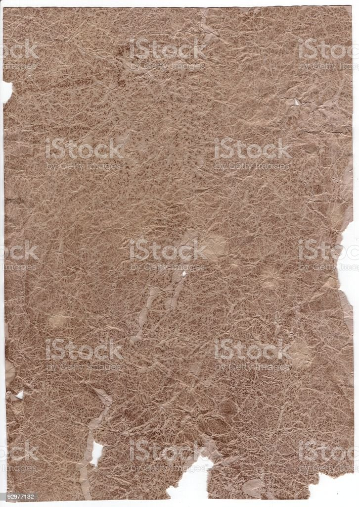 vintage antique paper royalty-free stock photo