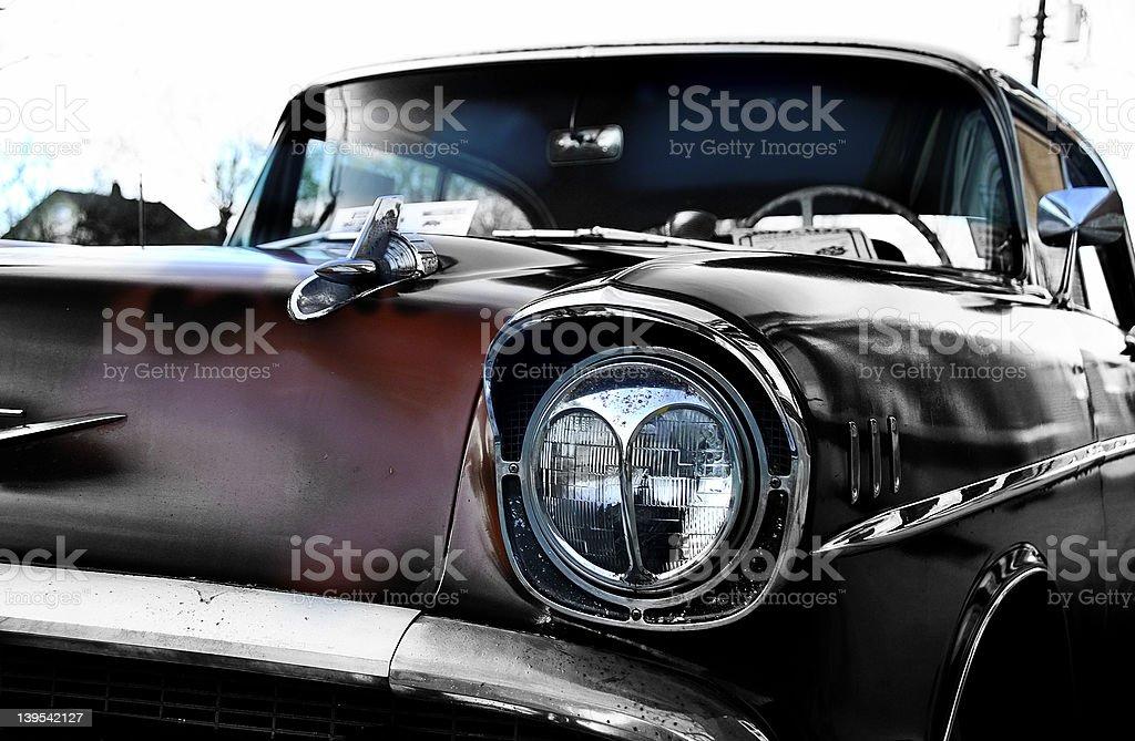 Vintage Auto royalty-free stock photo