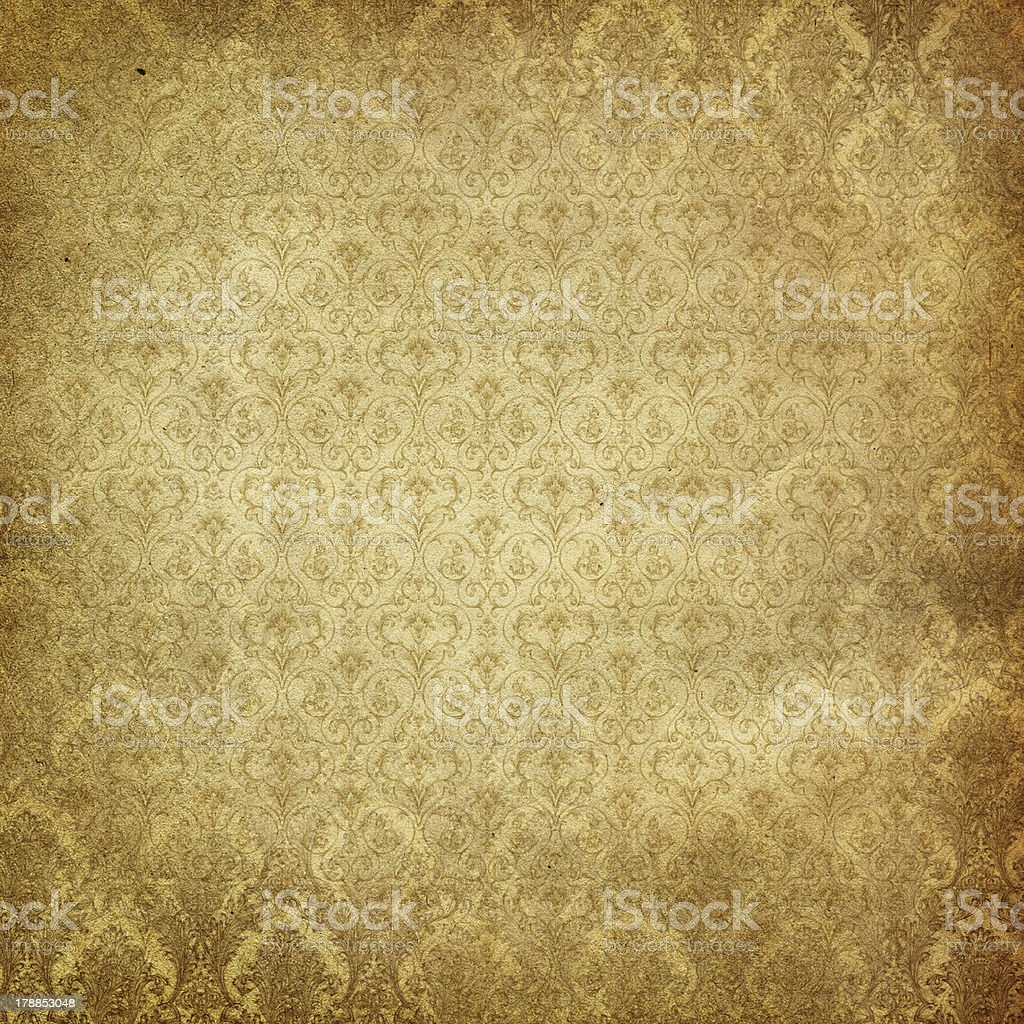 Vintage background design stock photo