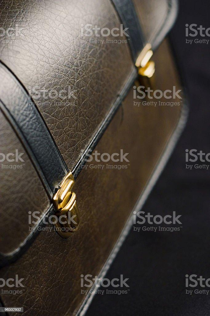 Vintage Bag stock photo