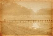 Vintage Boardwalk