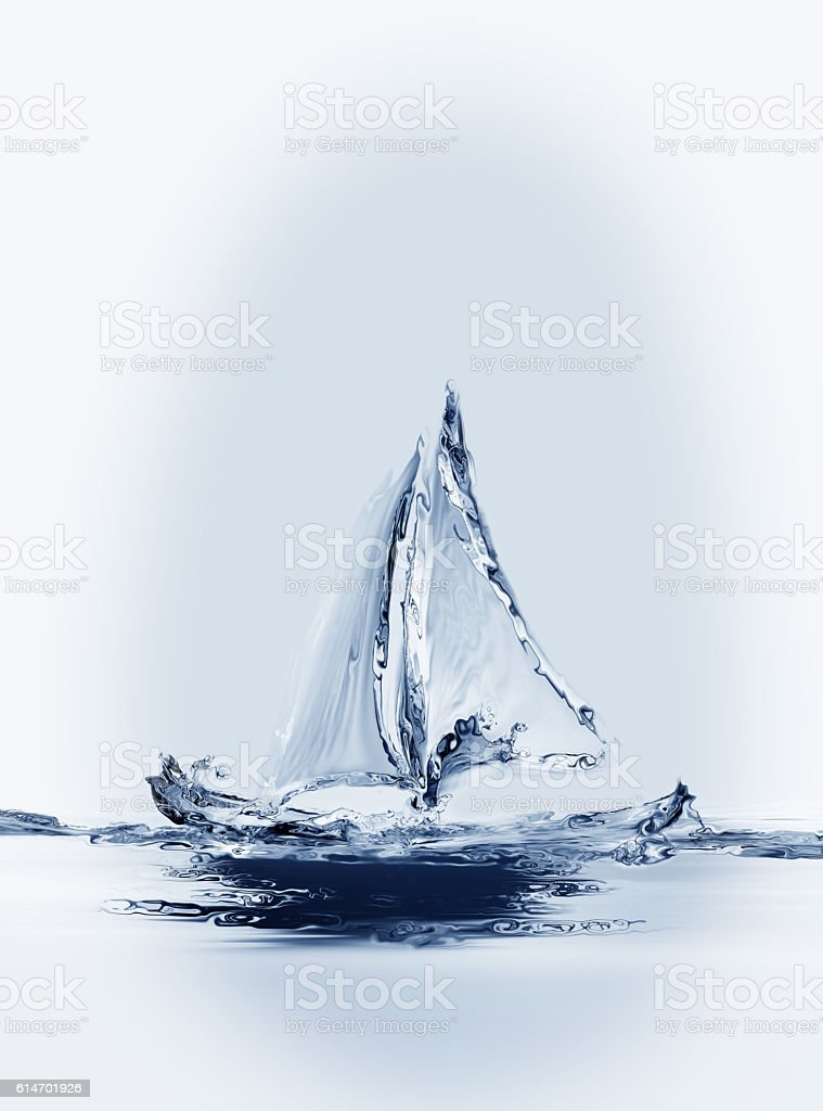Vintage Boat royalty-free stock photo