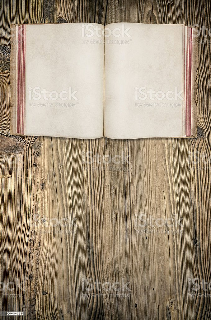 vintage book royalty-free stock photo