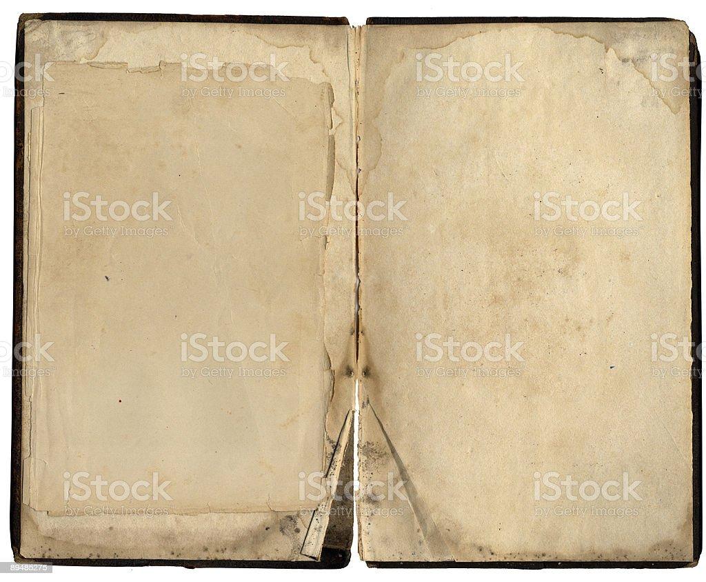 Vintage Book XXL royalty-free stock photo