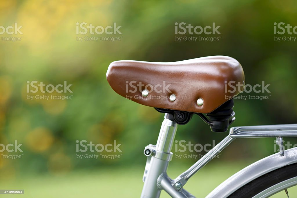 Vintage Bycicle royalty-free stock photo