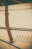 Vintage car belt