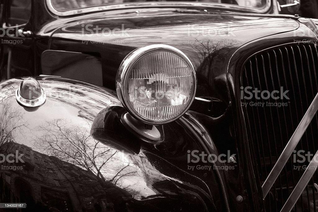 Vintage car III royalty-free stock photo