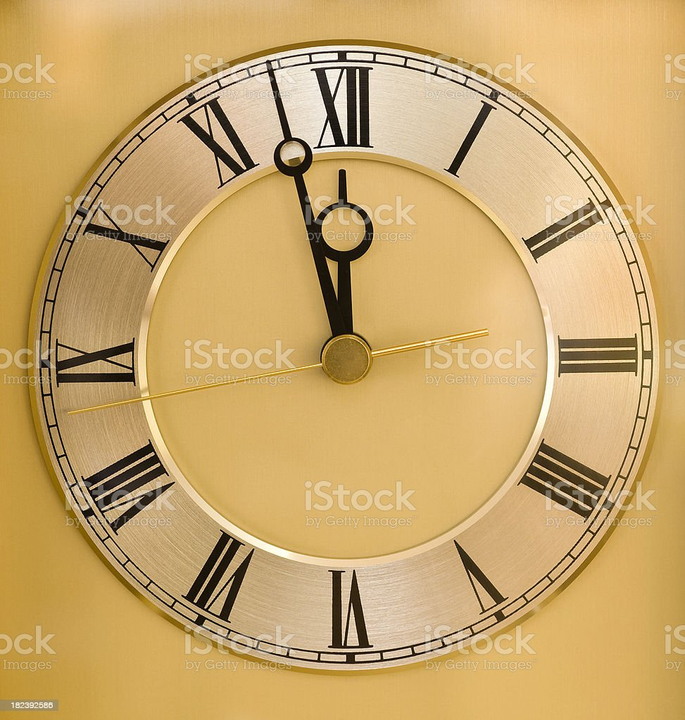 \'Vintage clock face with roman numeral.To see more related files...