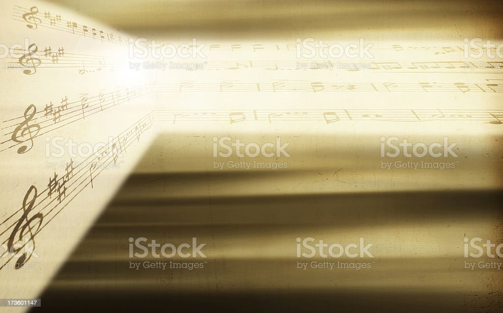 Vintage composition background royalty-free stock photo
