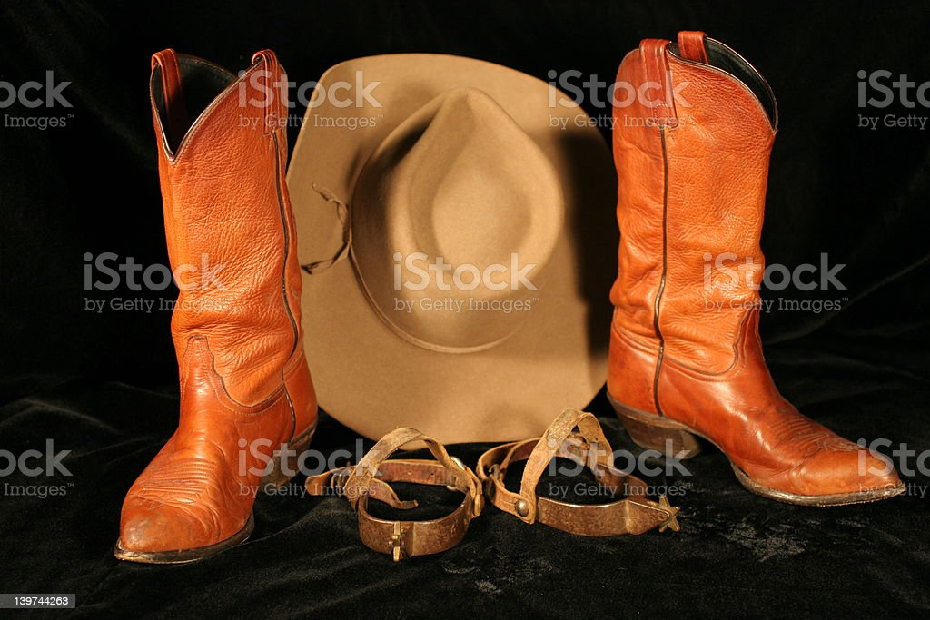 Vintage Country Gear royalty-free stock photo