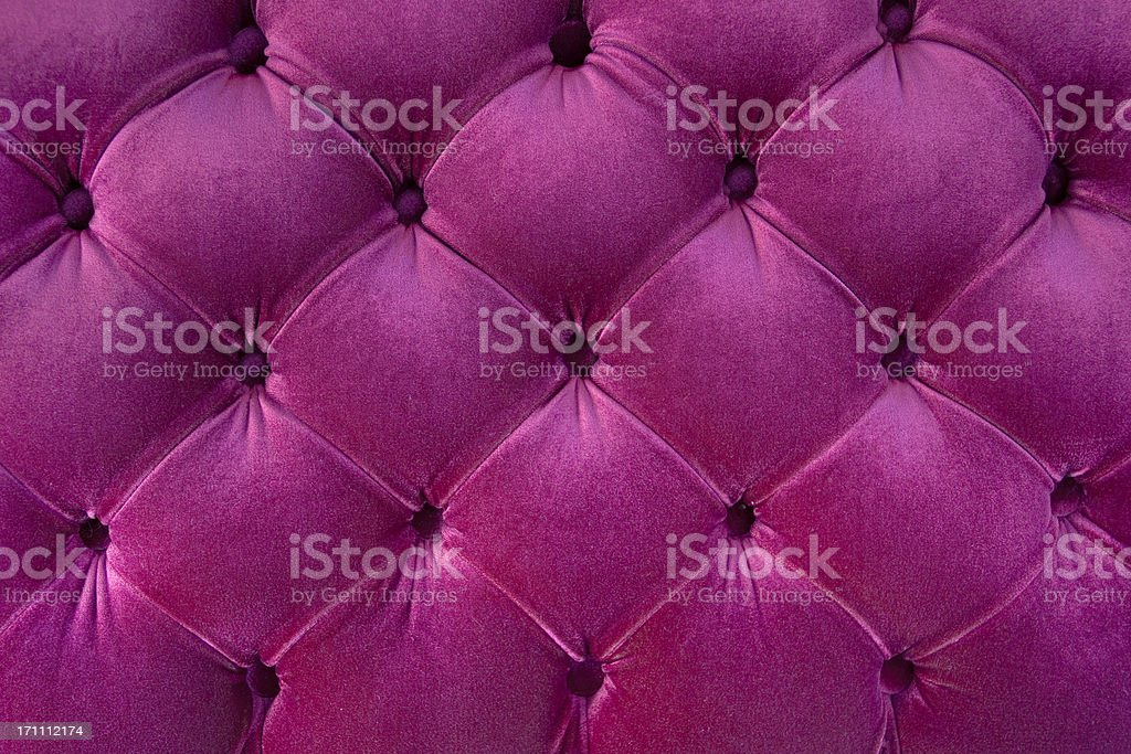 Vintage cushion stock photo