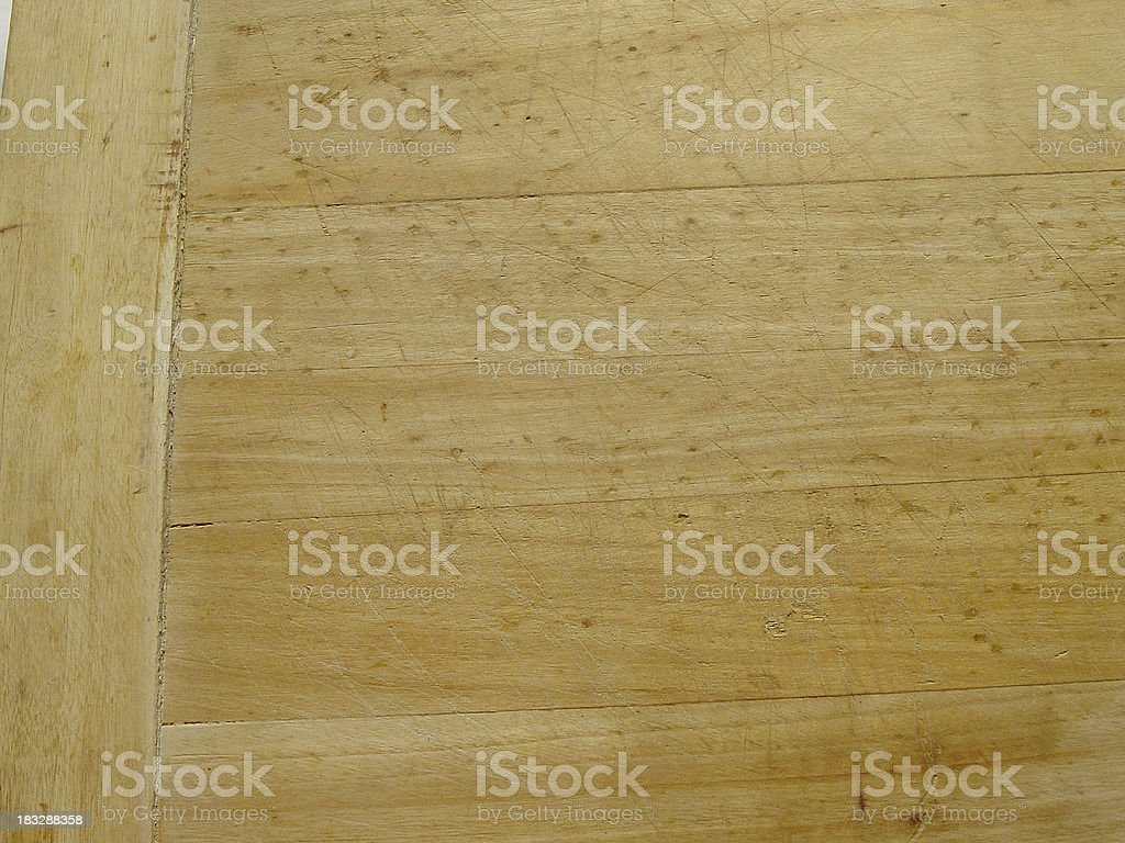 Vintage Cutting Board royalty-free stock photo
