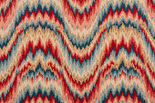 Vintage Fabric Background Grange 1962-1972