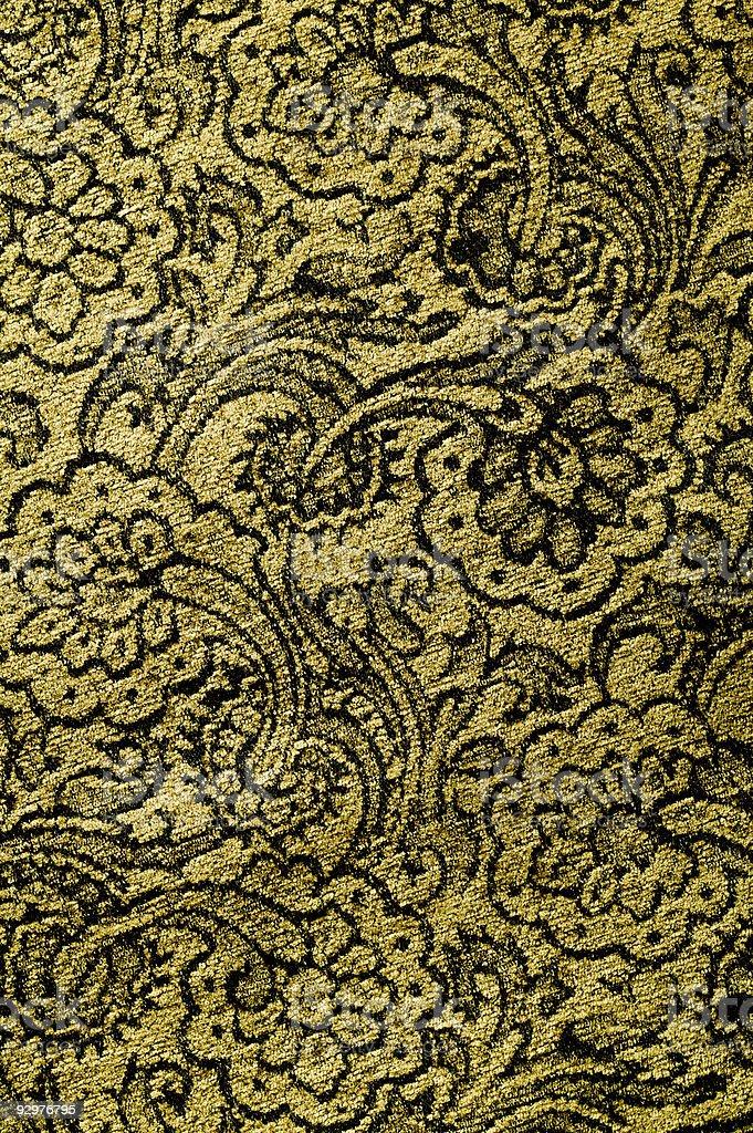 Vintage Fabric Pattern royalty-free stock photo