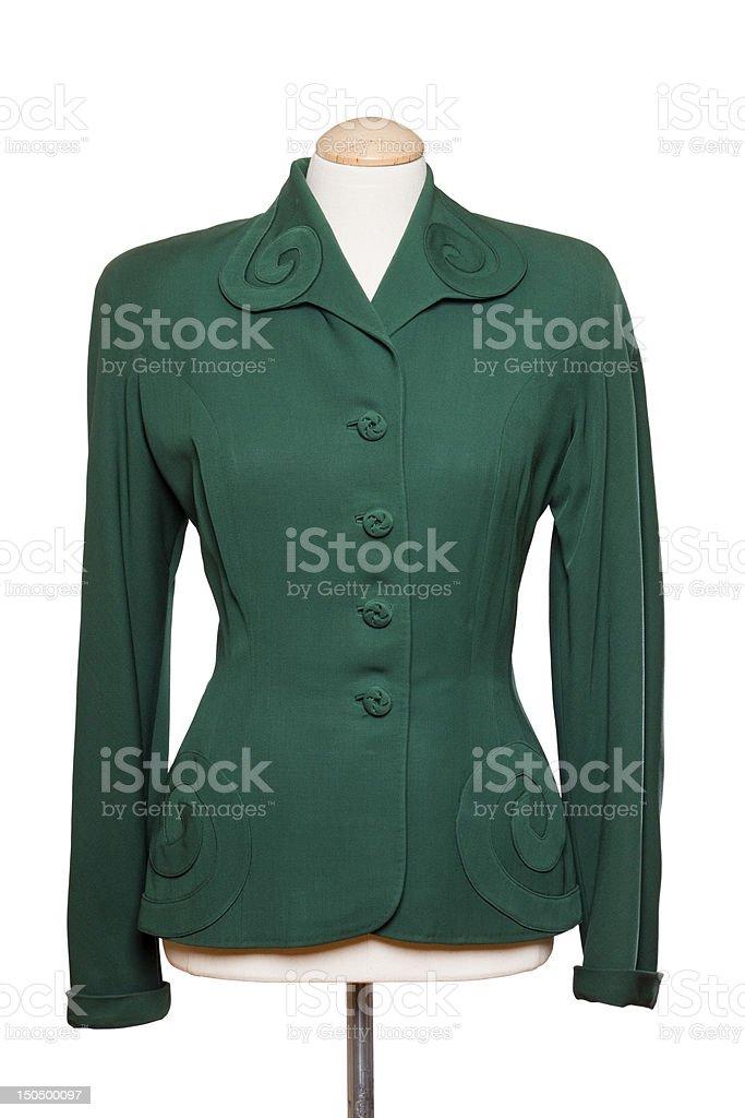 Vintage Fashion royalty-free stock photo