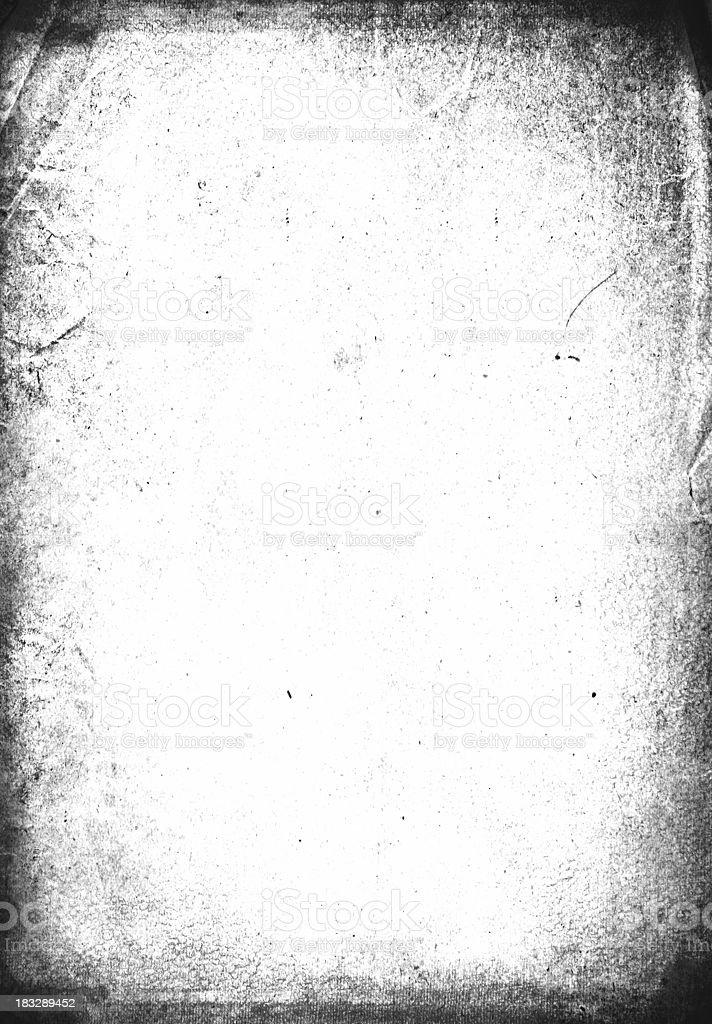 Vintage, frame - aged background royalty-free stock photo