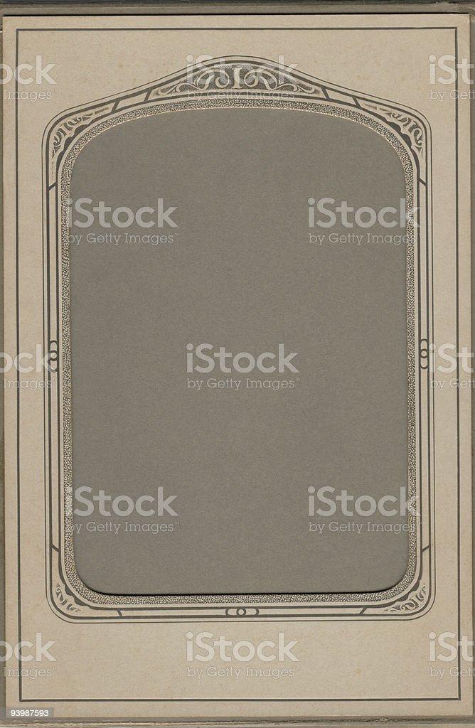 Vintage Frame royalty-free stock photo