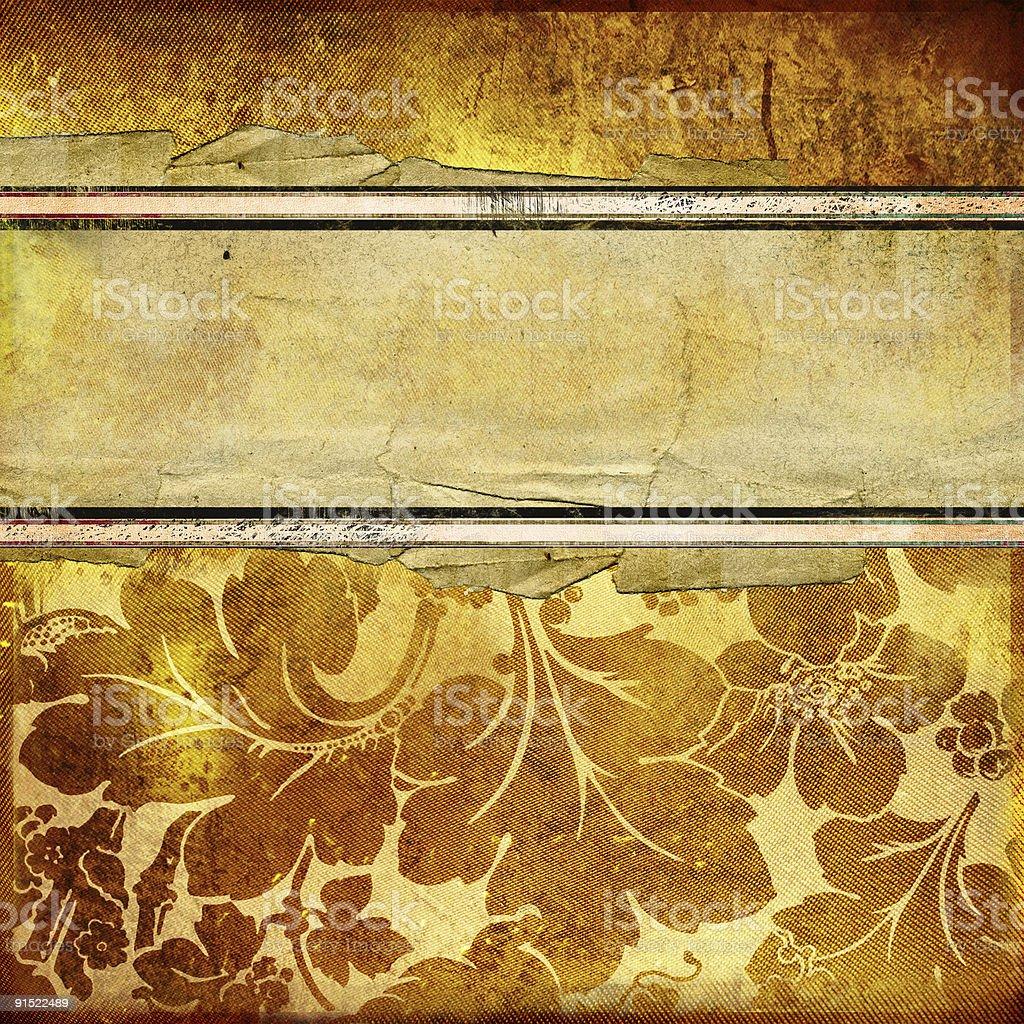 vintage golden background stock photo