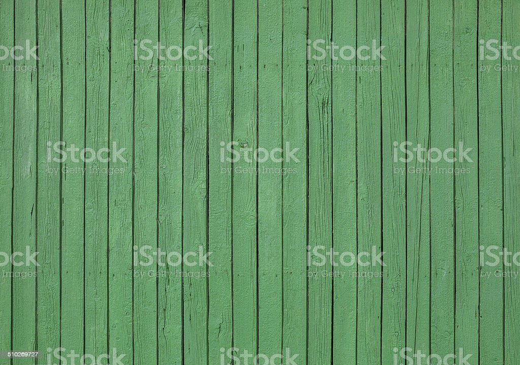 vintage green wooden wall background stock photo