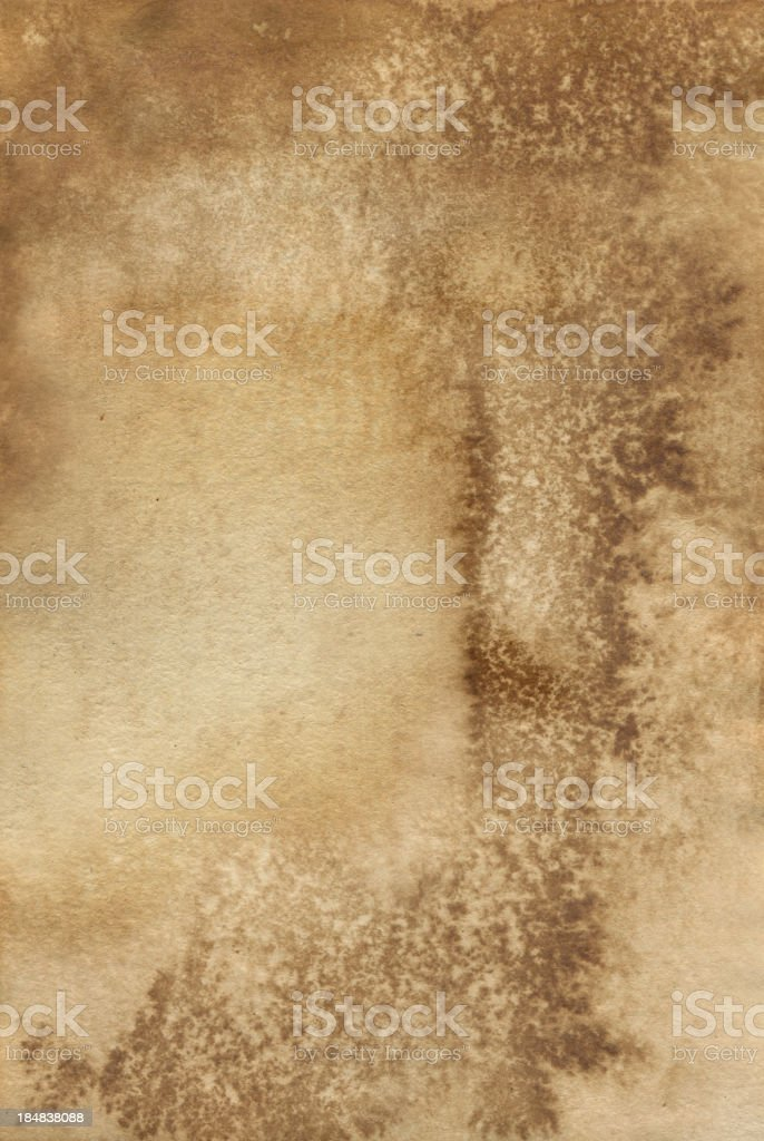 Vintage Grunge Paper Background Texture stock photo