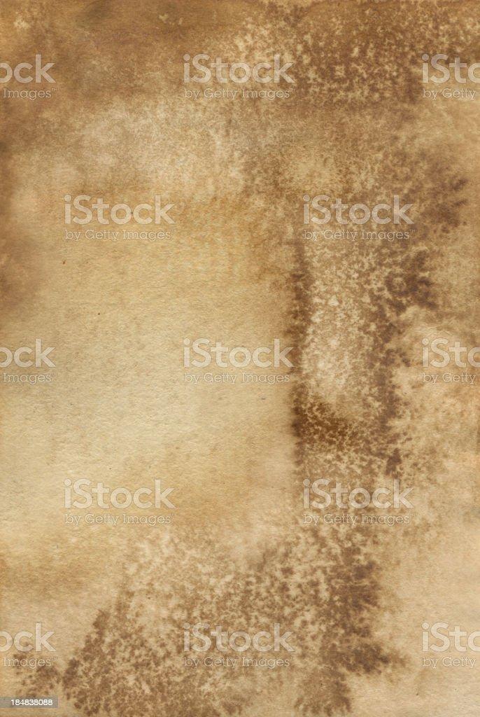 Vintage Grunge Paper Background Texture stock photo
