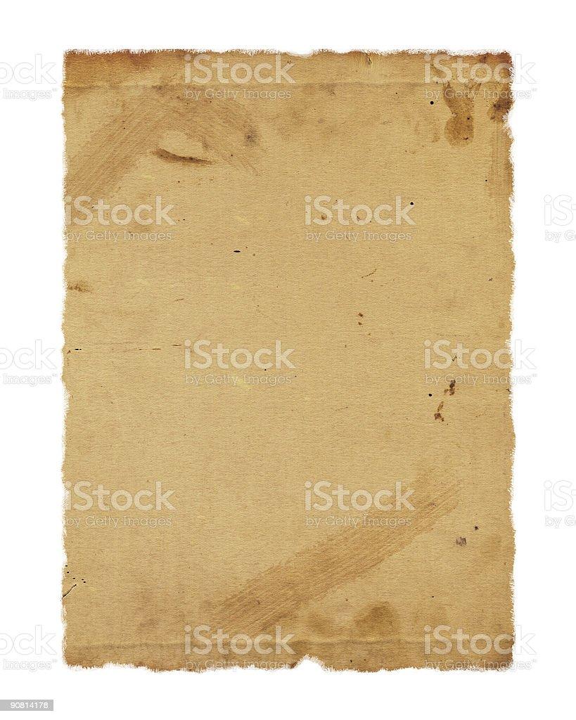 Vintage Grunge Paper stock photo