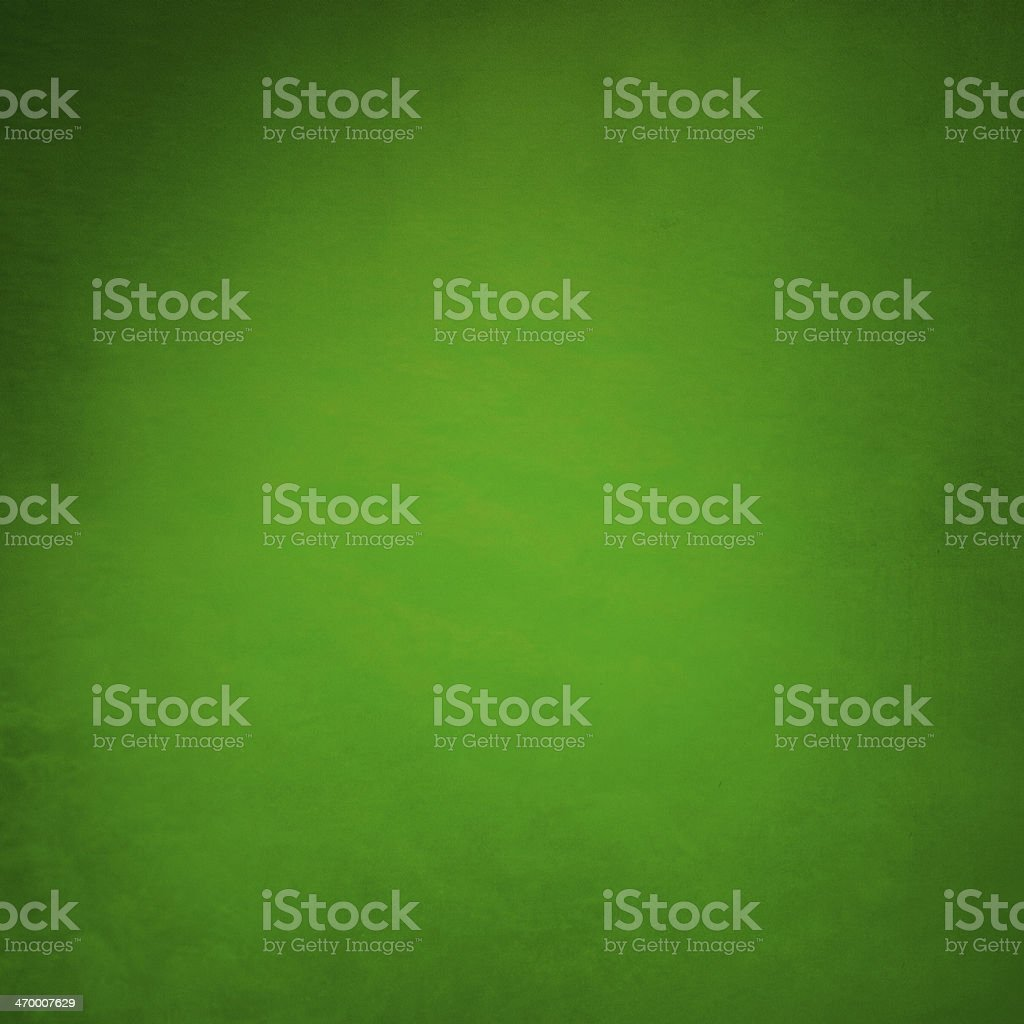Vintage grungy green background stock photo