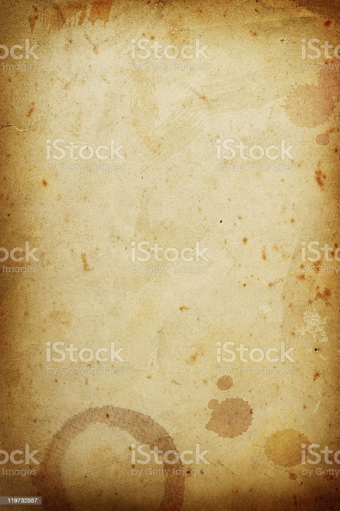 Vintage grungy paper. royalty-free stock photo