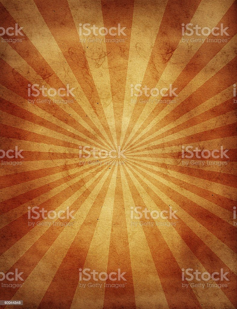 vintage grungy paper royalty-free stock photo
