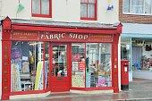 Vintage Haberdashery shop