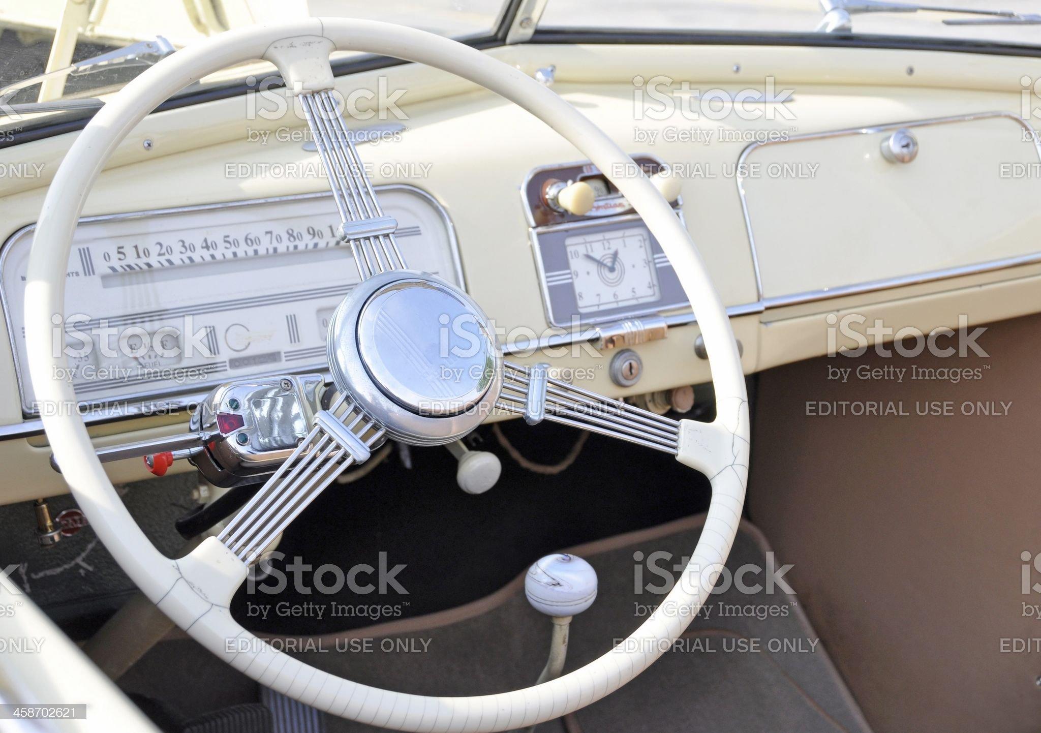 Vintage interior royalty-free stock photo