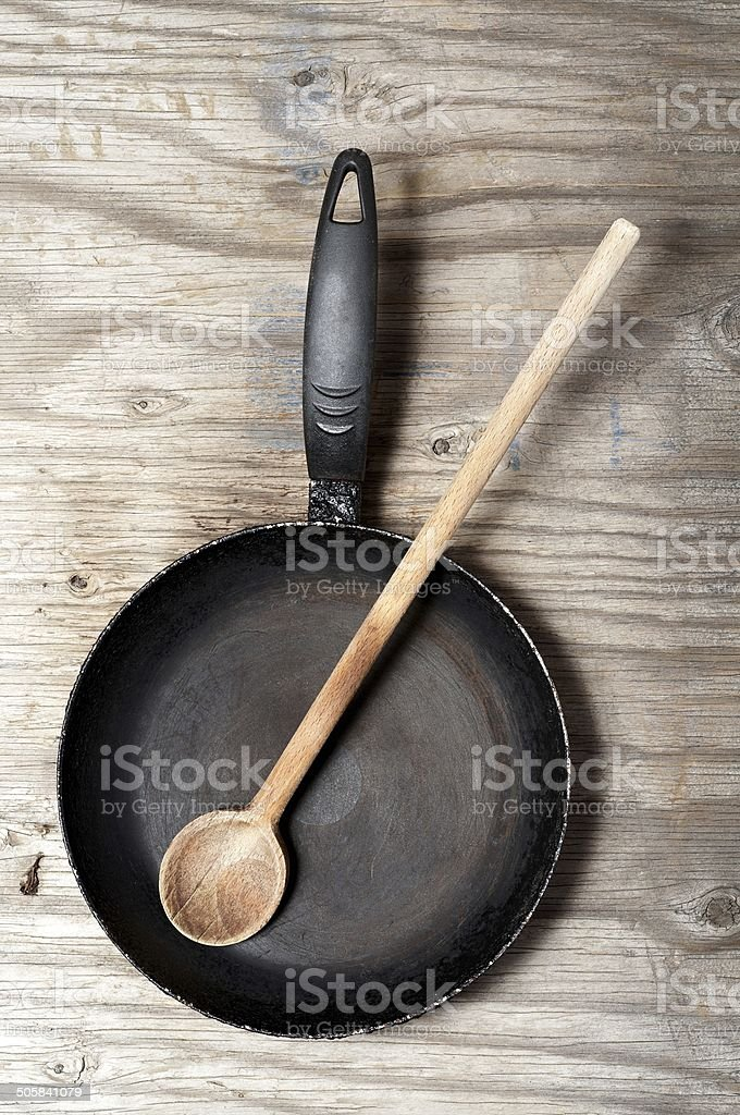 Vintage Kitchenwares stock photo