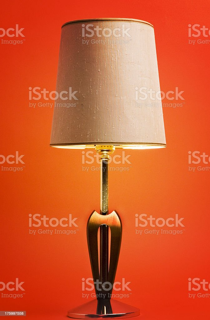 Vintage Lamp royalty-free stock photo