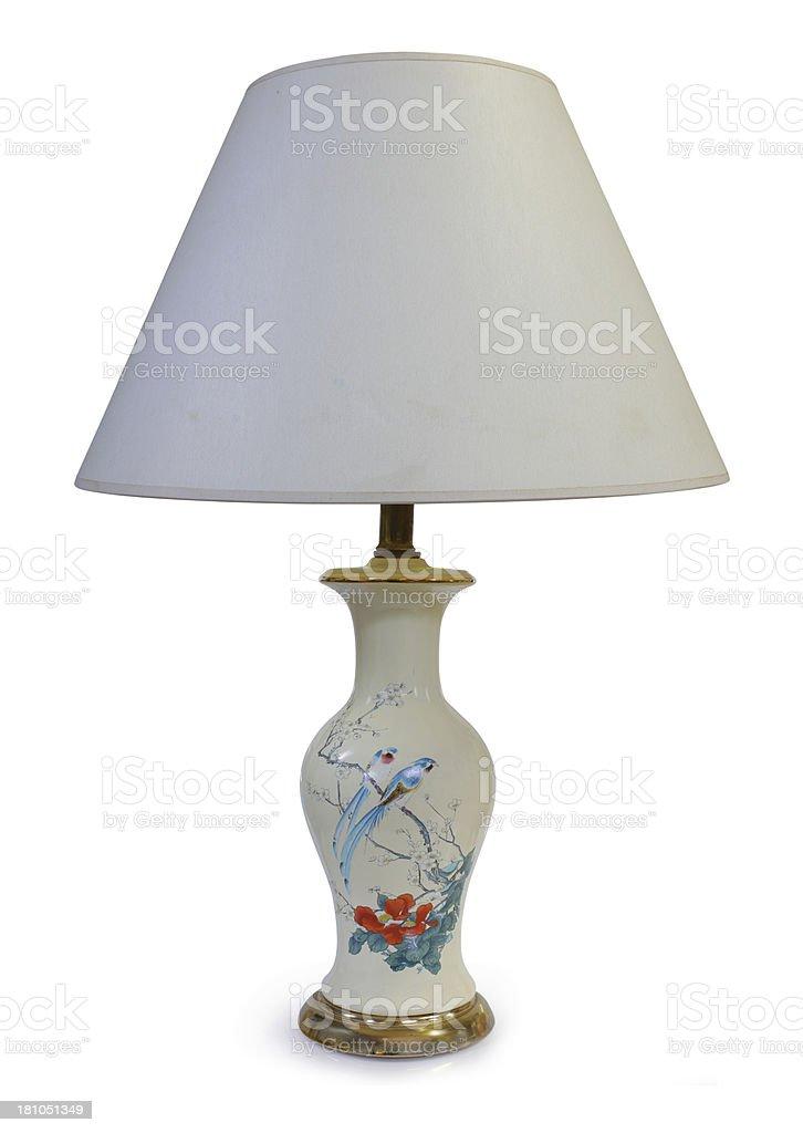 Vintage Lamp royalty-free stock photo