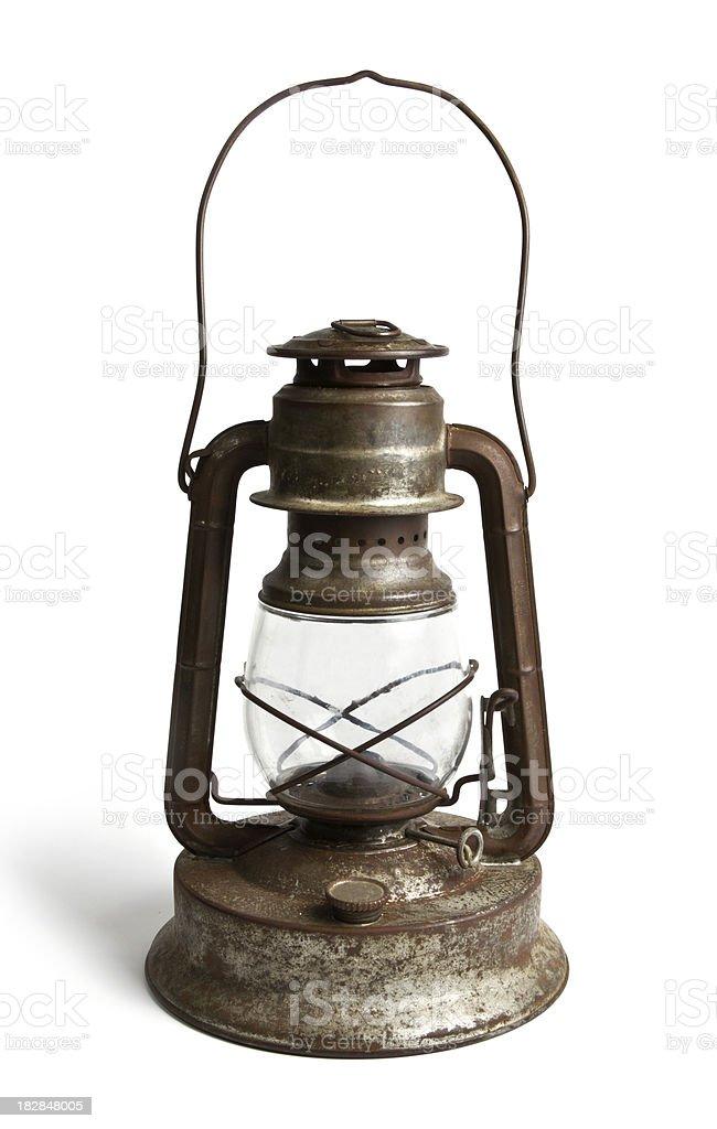 Vintage Lantern stock photo