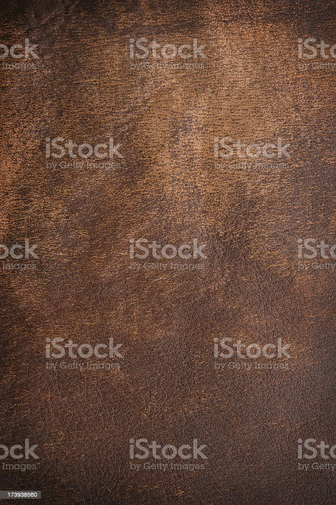 Vintage Leather Brown Background royalty-free stock photo
